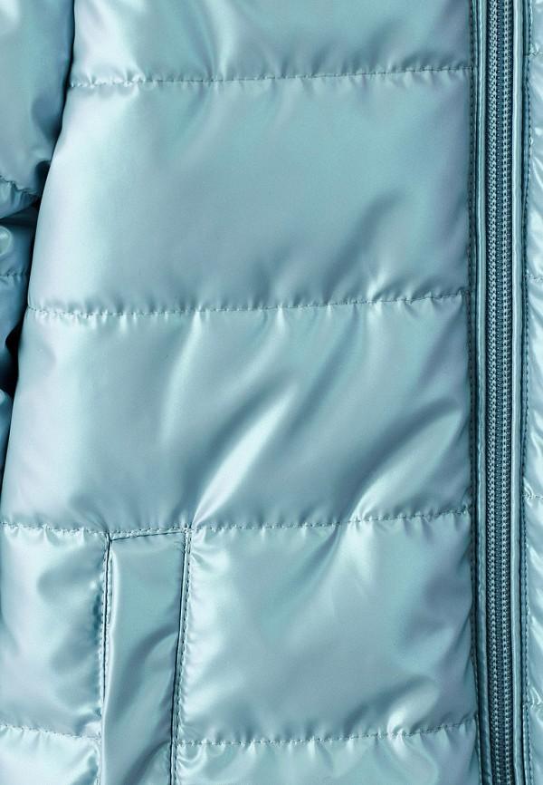 Куртка для девочки утепленная PlayToday цвет бирюзовый  Фото 3