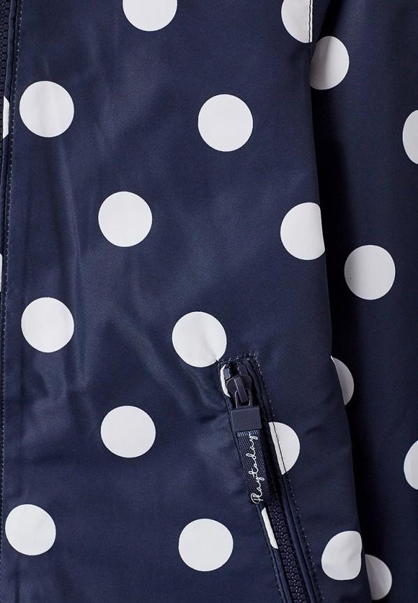 Ветровка для девочки PlayToday цвет синий  Фото 3