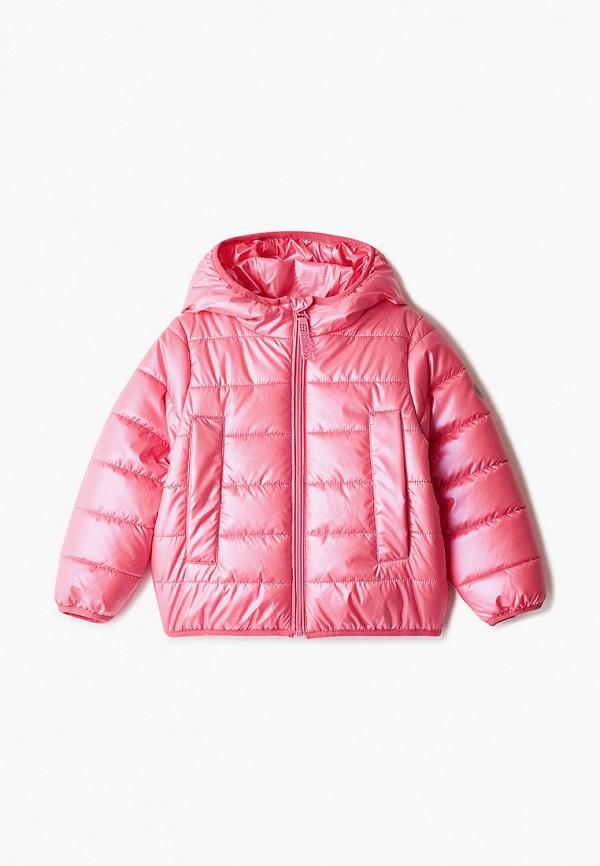 Куртка для девочки утепленная PlayToday цвет розовый