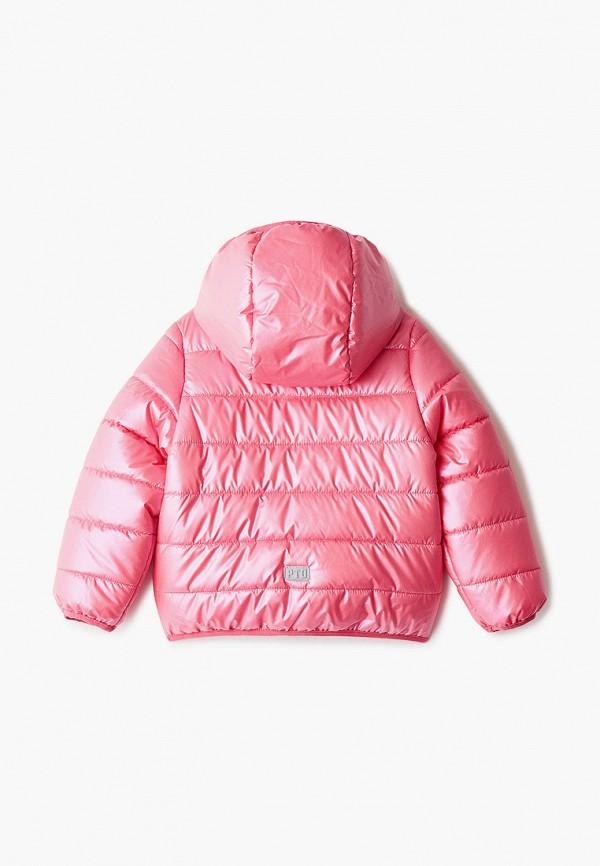 Куртка для девочки утепленная PlayToday цвет розовый  Фото 2