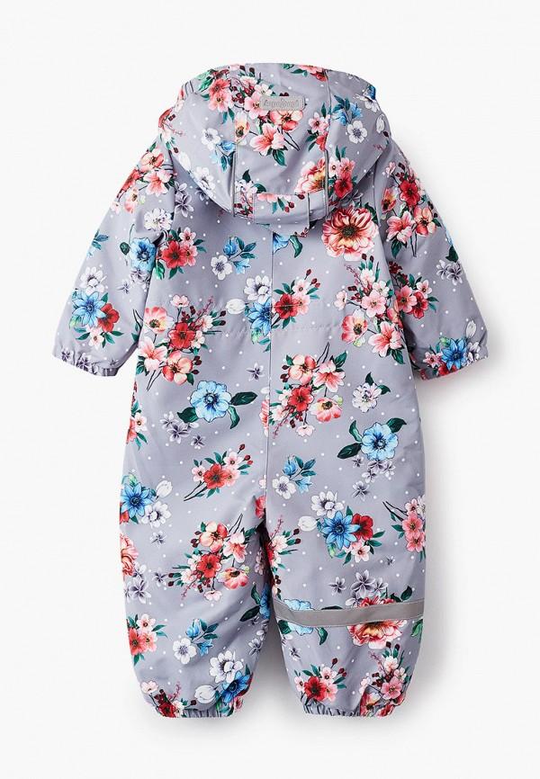 Детский комбинезон утепленный PlayToday цвет серый  Фото 2