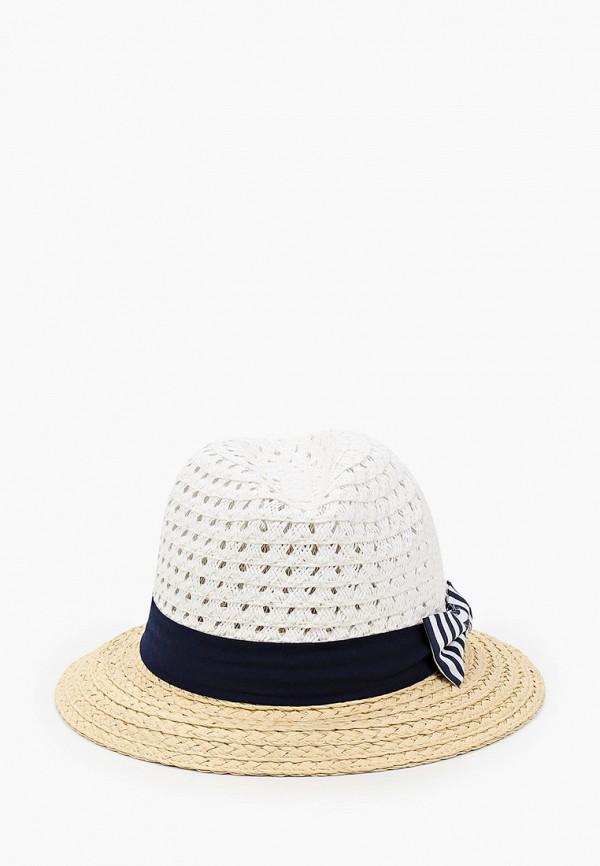 шляпа playtoday для девочки, белая