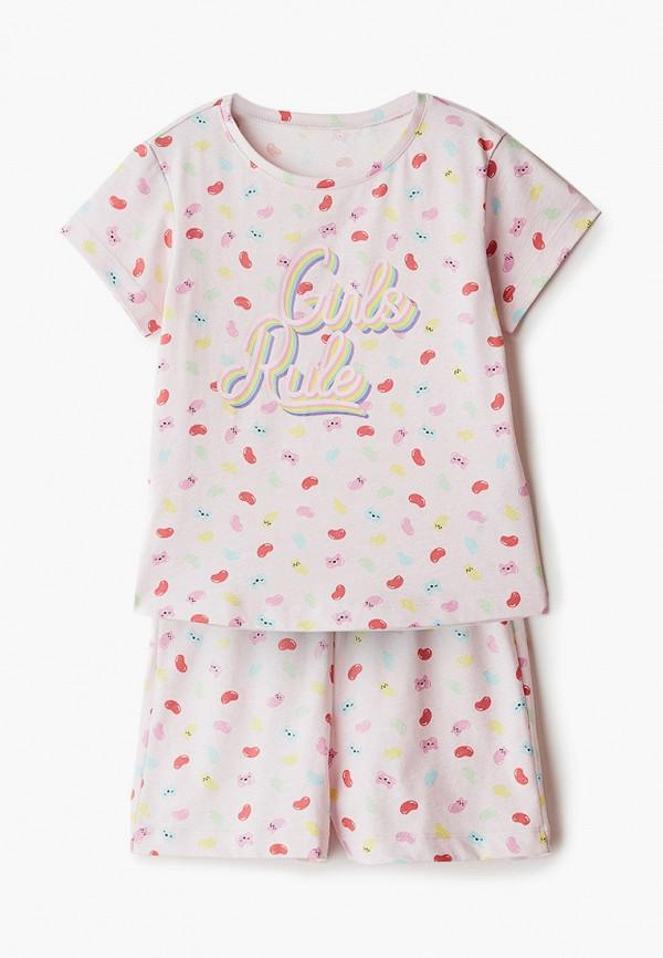 Пижама для девочки Mark Formelle цвет розовый