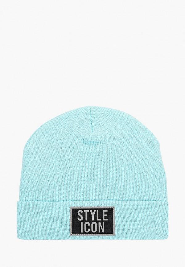шапка acoola для девочки, бирюзовая