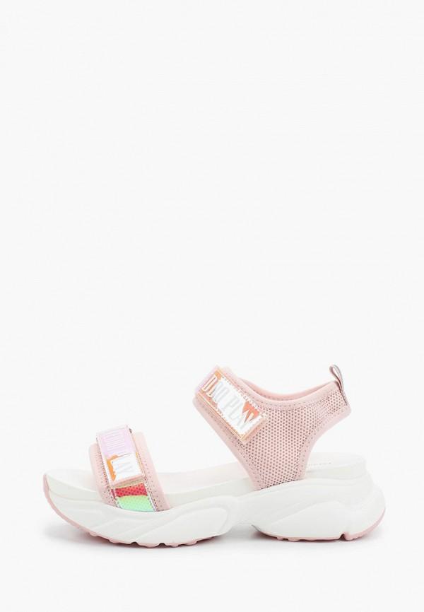 Сандалии Keddo Keddo  розовый фото