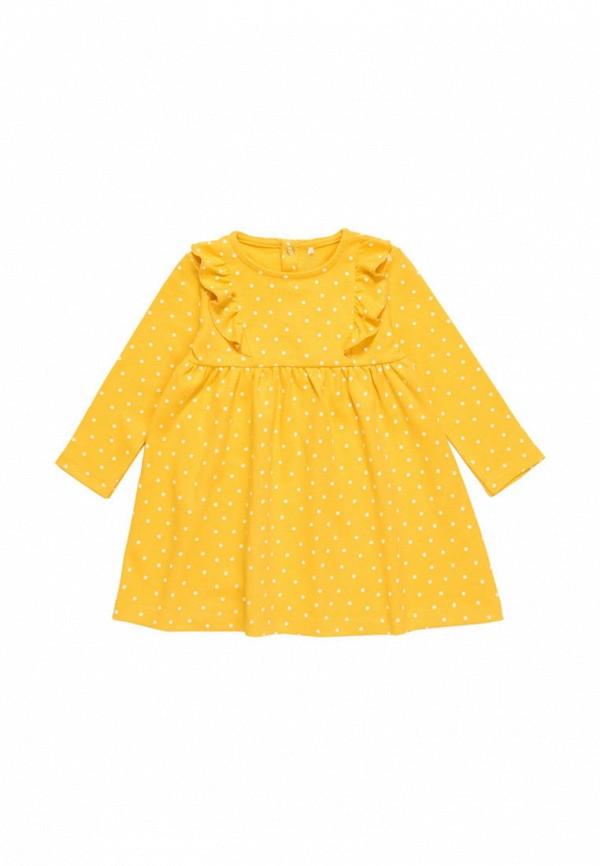 Платья для девочки Artie цвет желтый