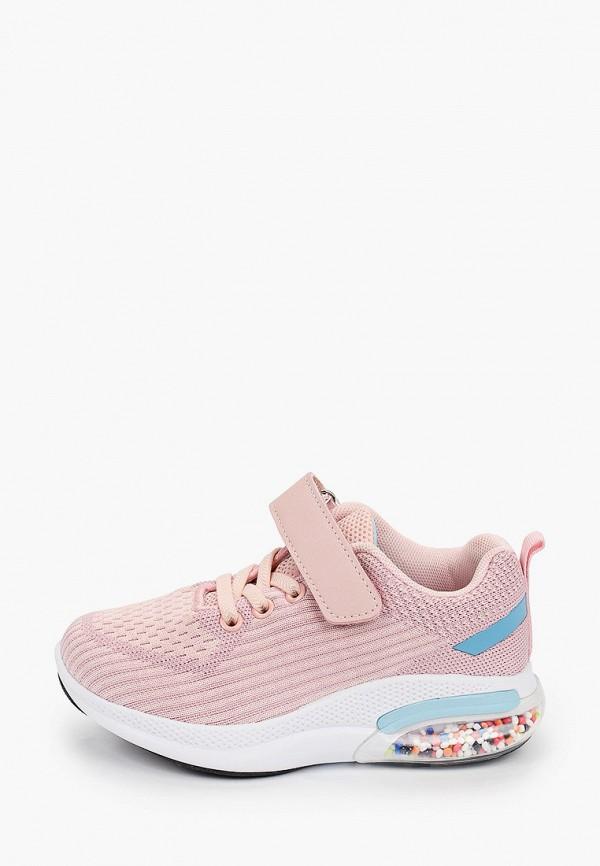 Кроссовки для девочки Zenden First цвет розовый