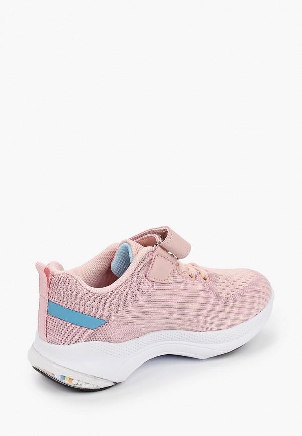 Кроссовки для девочки Zenden First цвет розовый  Фото 3