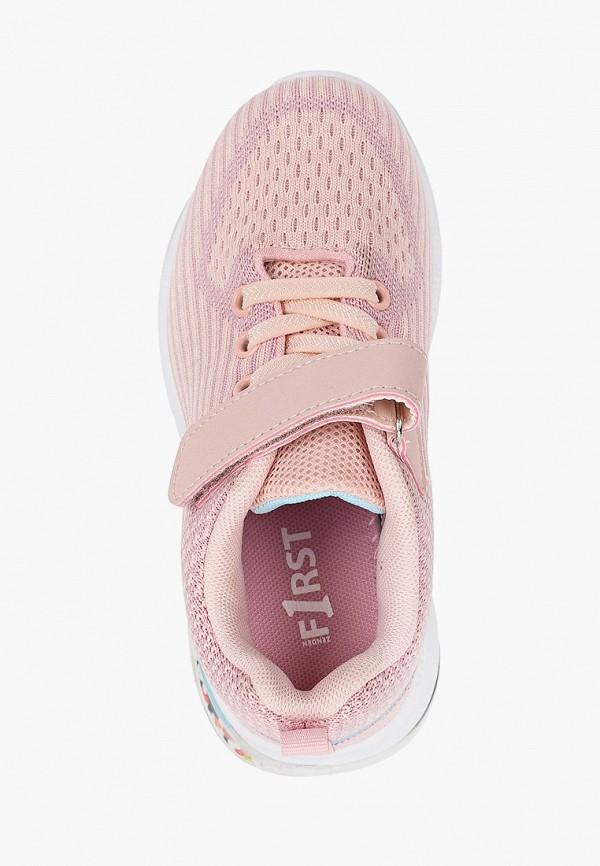 Кроссовки для девочки Zenden First цвет розовый  Фото 4