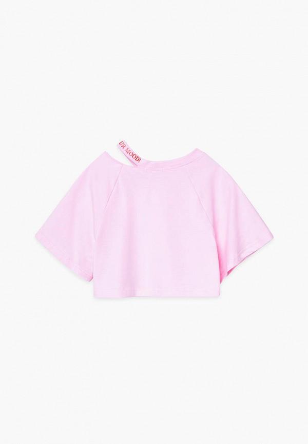 Футболка Bell Bimbo цвет розовый  Фото 2