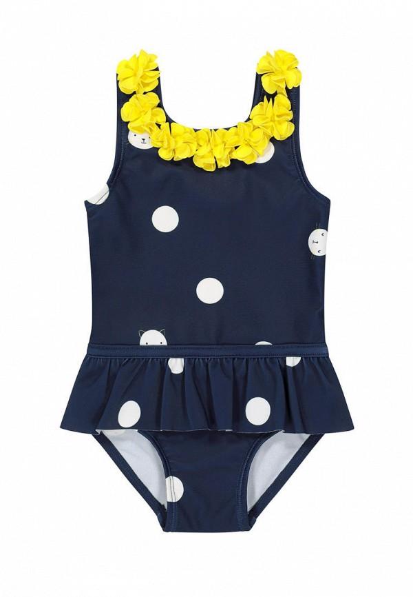 Детский купальник Mothercare цвет синий