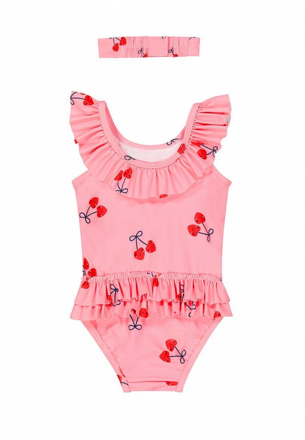 Детский купальник Mothercare цвет розовый  Фото 2