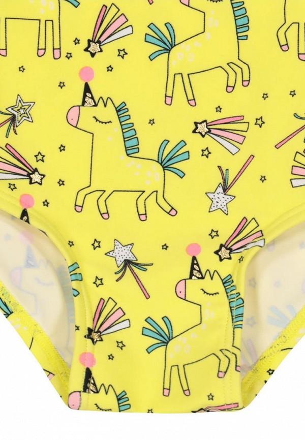 Детский купальник Mothercare цвет желтый  Фото 3
