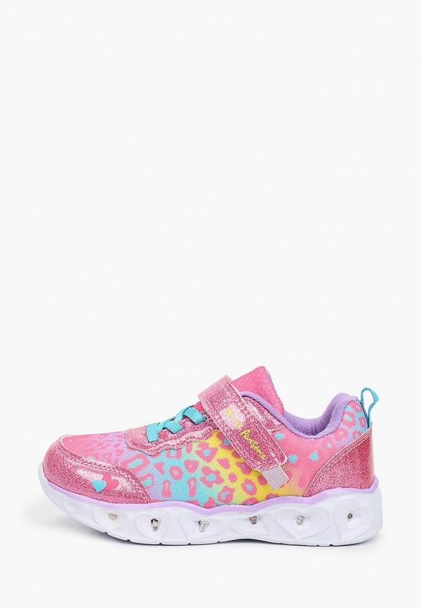 Кроссовки для девочки Shuzzi цвет разноцветный