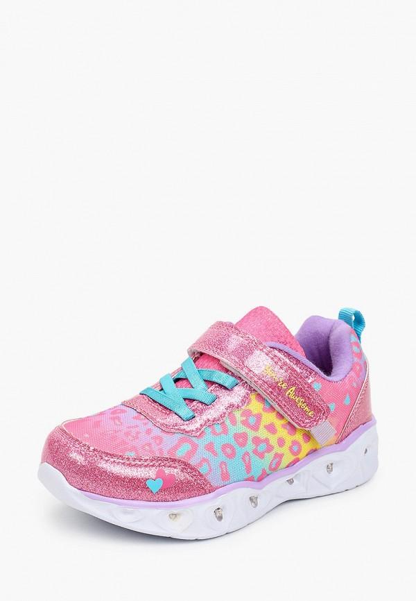 Кроссовки для девочки Shuzzi цвет разноцветный  Фото 2