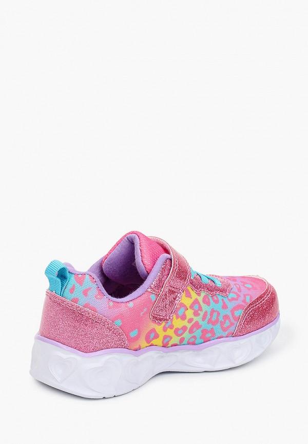 Кроссовки для девочки Shuzzi цвет разноцветный  Фото 3