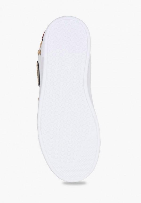 Кеды для девочки T.Taccardi цвет белый  Фото 3