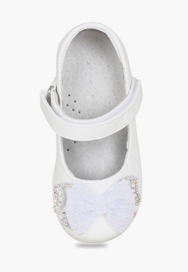 Туфли для девочки Honey Girl цвет белый  Фото 2