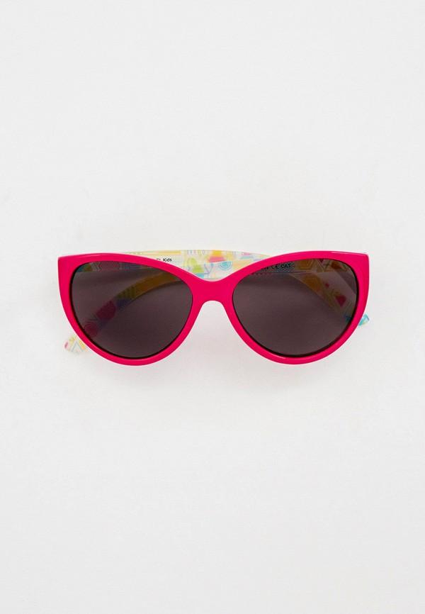 солнцезащитные очки eyelevel для девочки, розовые