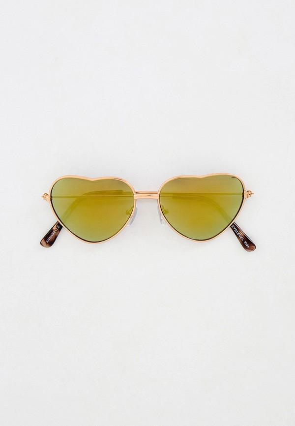 солнцезащитные очки eyelevel для девочки, золотые
