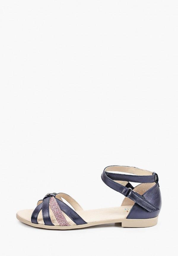 сандалии ralf ringer для девочки, синие