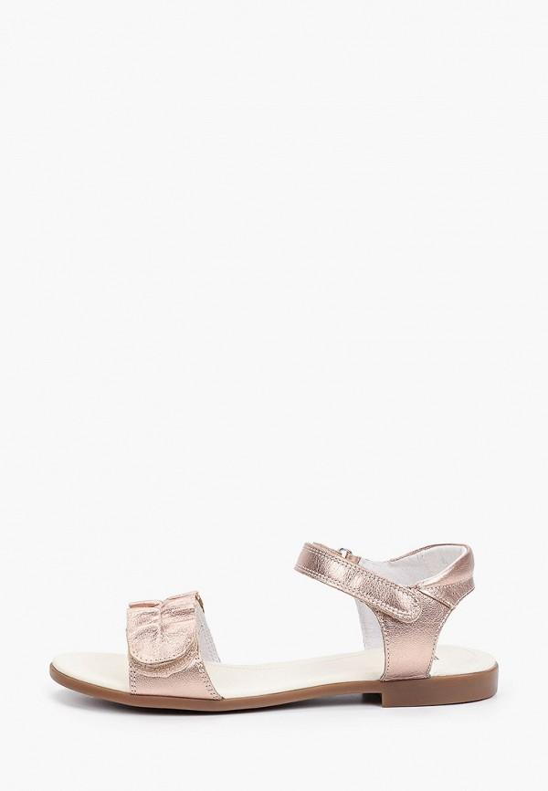 сандалии ralf ringer для девочки, розовые