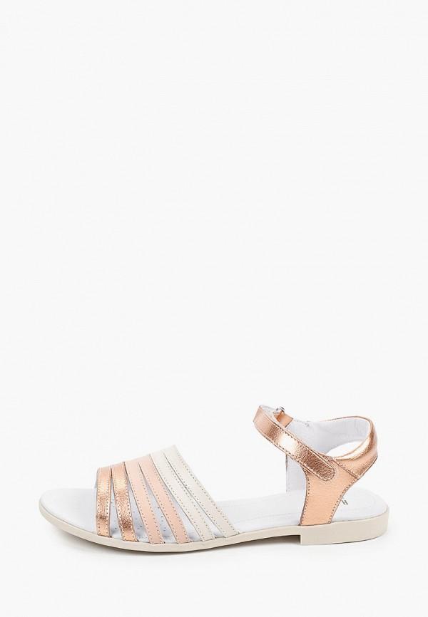 сандалии ralf ringer для девочки, золотые