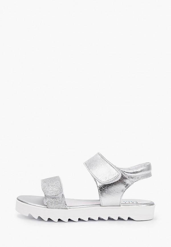 сандалии ralf ringer для девочки, серебряные