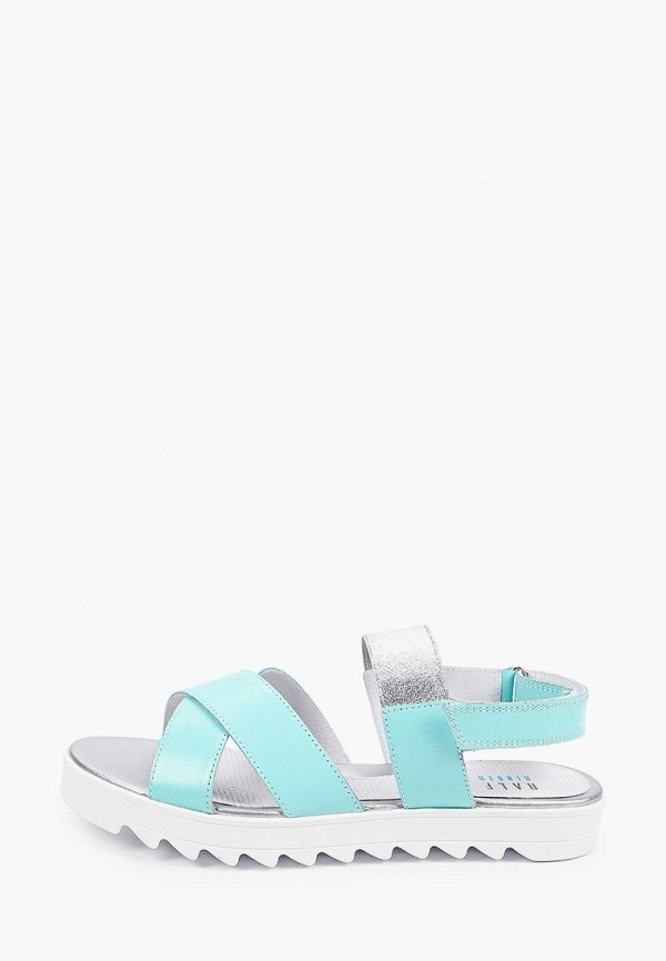 сандалии ralf ringer для девочки, бирюзовые