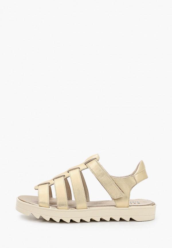 сандалии ralf ringer для девочки, бежевые