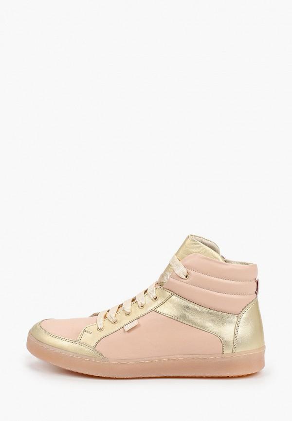 кеды ralf ringer для девочки, розовые