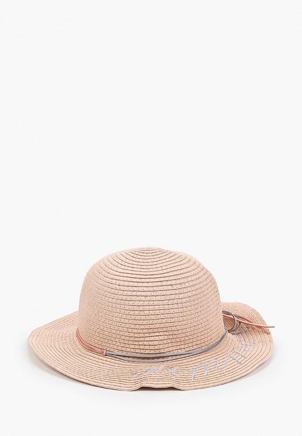 шляпа coccodrillo для девочки, розовая