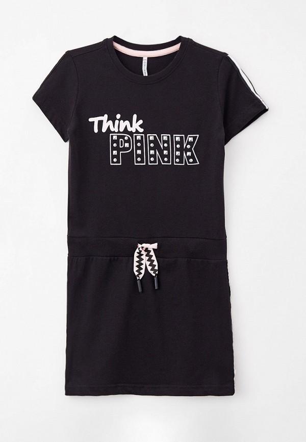 платье coccodrillo для девочки, черное
