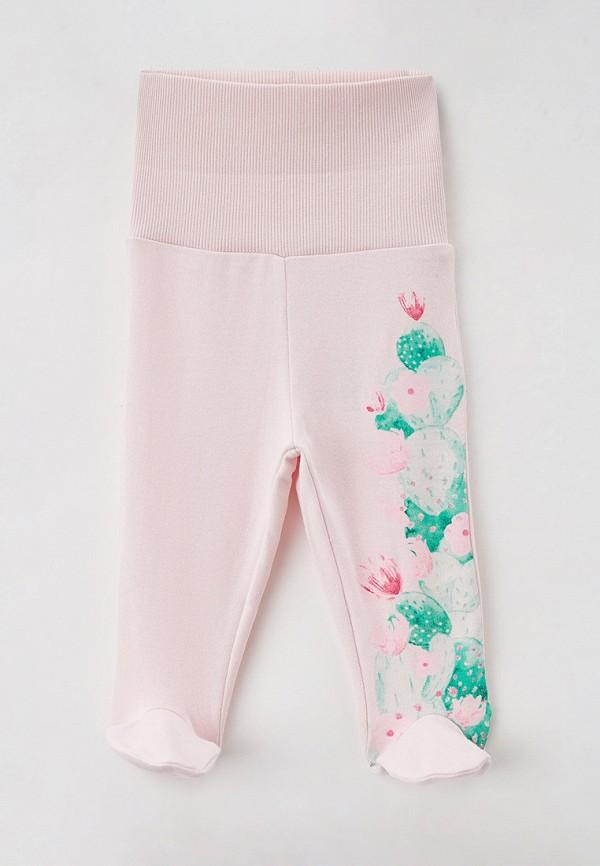 ползунки coccodrillo для девочки, розовые
