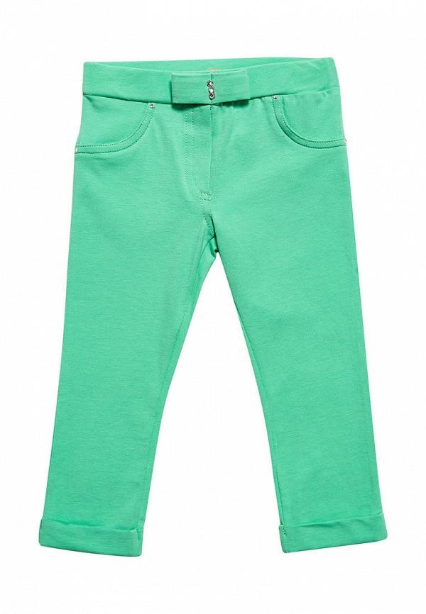 брюки elsy для девочки, бирюзовые