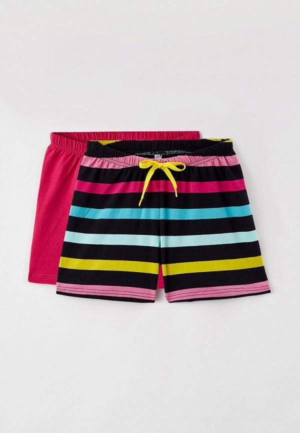 Шорты для девочки 2 шт. PlayToday цвет разноцветный