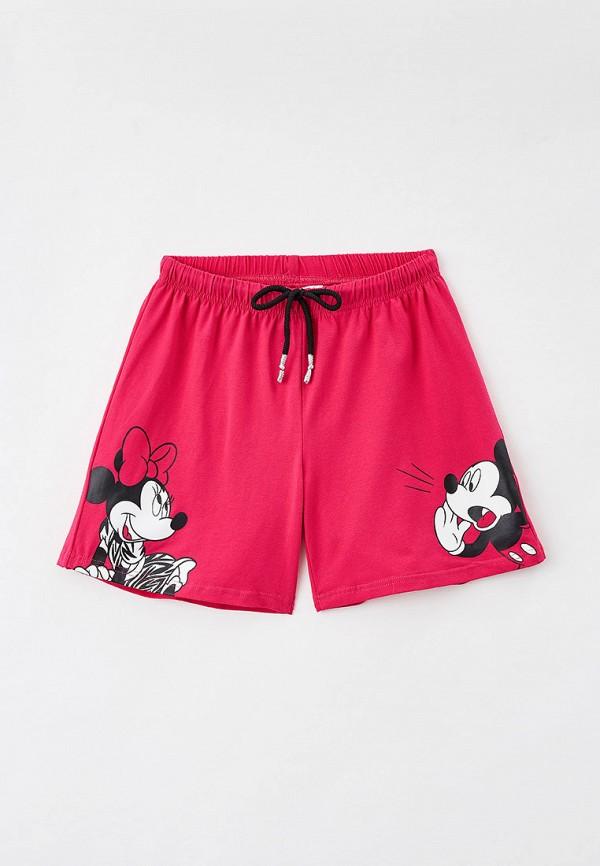 спортивные шорты playtoday для девочки, розовые