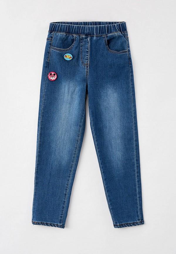 джинсы playtoday для девочки, синие