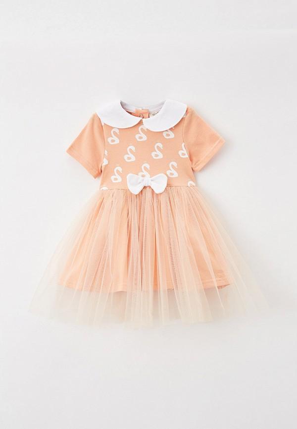 повседневные платье trendyco kids для девочки