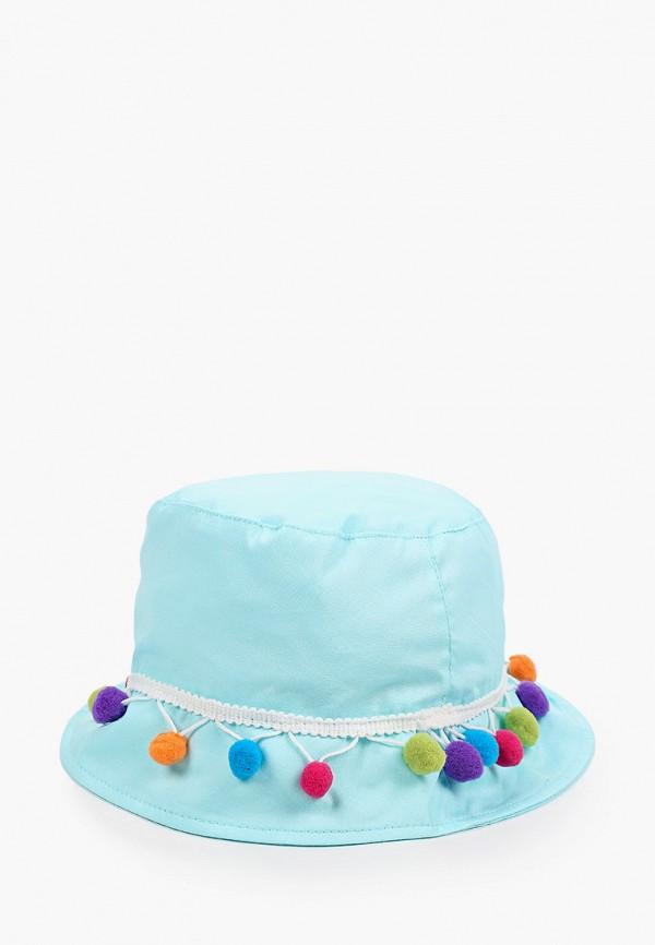 панама playtoday для девочки, голубая