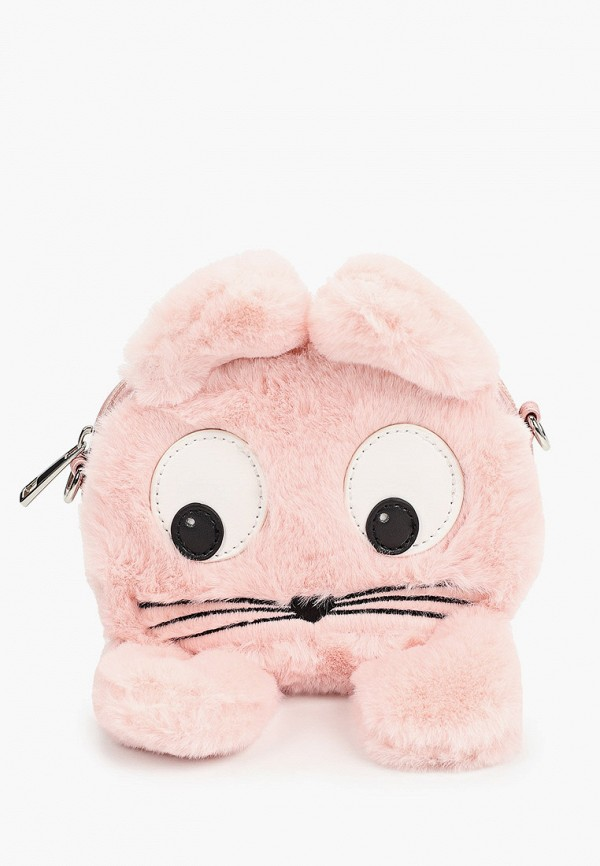сумка acoola для девочки, розовая