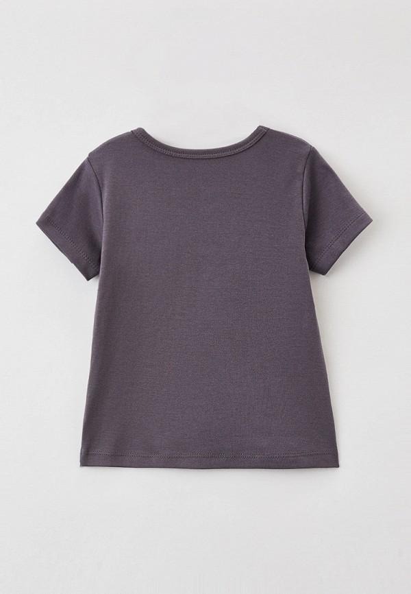 Пижама для девочки КотМарКот цвет серый  Фото 2