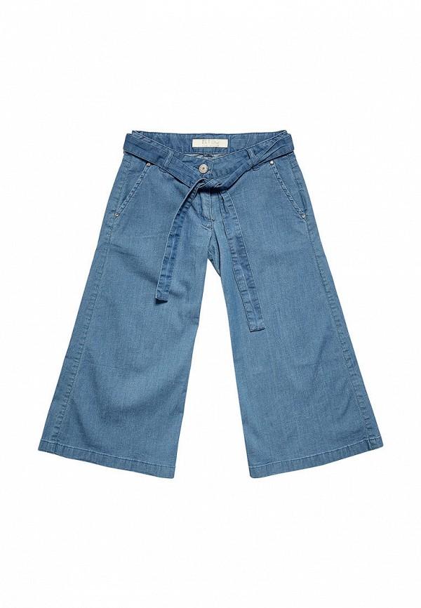 джинсы elsy для девочки, голубые