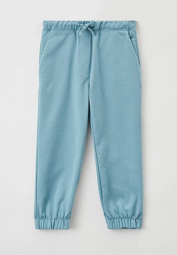 брюки mark formelle для девочки, бирюзовые