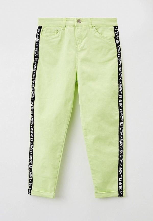 брюки o'stin для девочки, зеленые