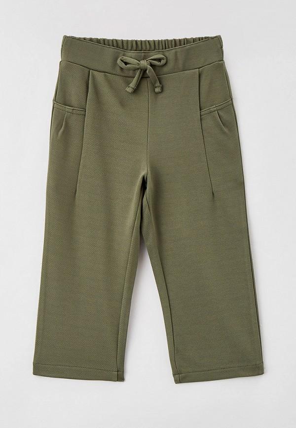 брюки acoola для девочки, хаки