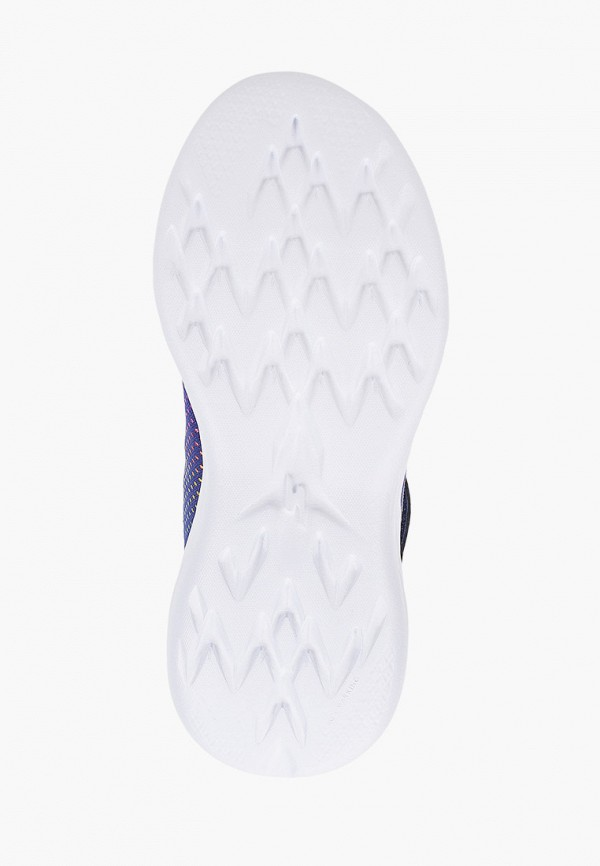 Кроссовки для девочки Skechers цвет синий  Фото 5