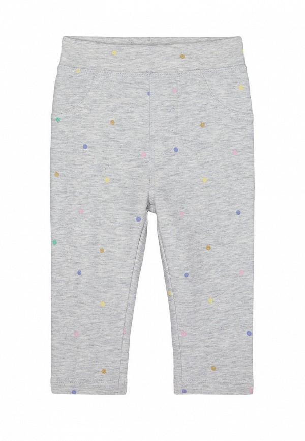 брюки mothercare для девочки, серые