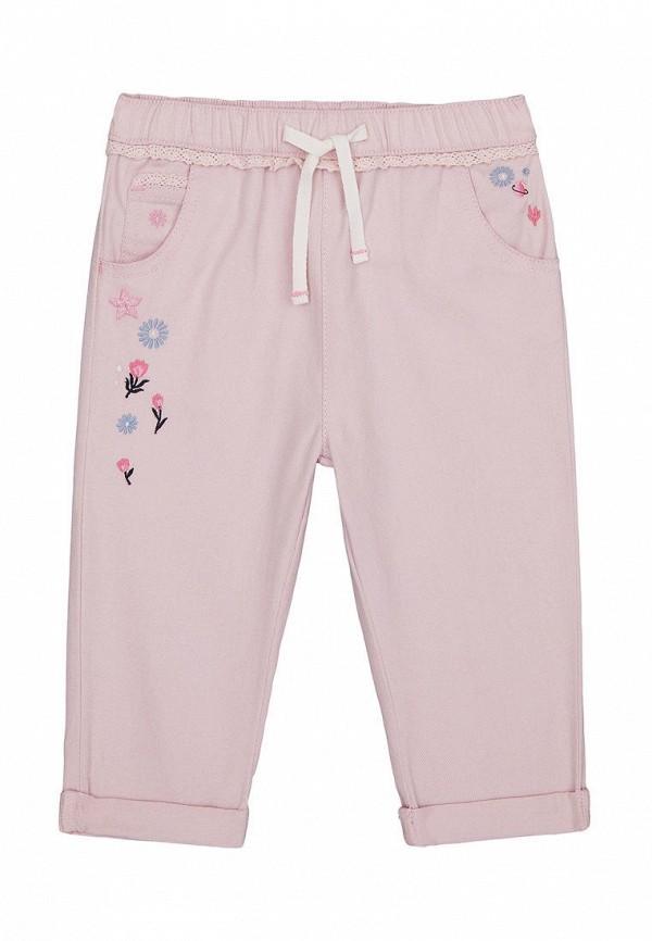 брюки mothercare для девочки, розовые