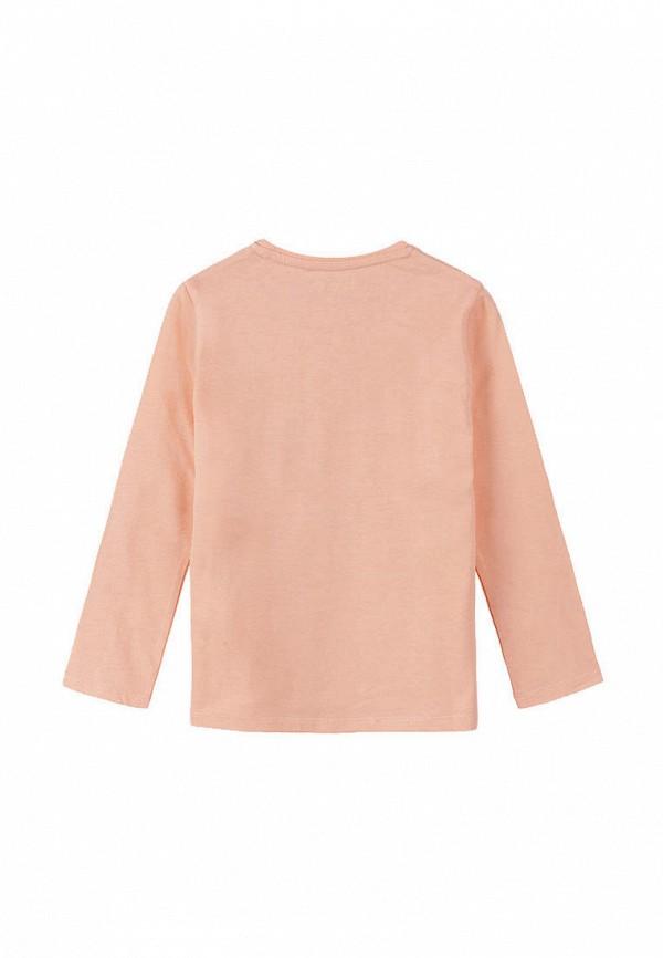 Лонгслив для девочки 5.10.15 цвет розовый  Фото 2